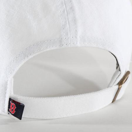 '47 Brand - Casquette Baseball Boston Red Sox RGW02GWS Blanc