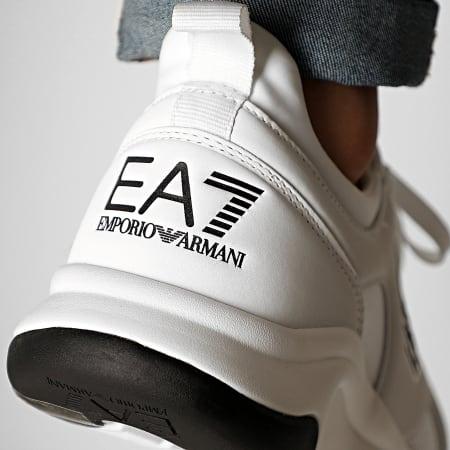 EA7 - Baskets X8X056 White