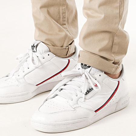 Redskins - Pantalon Chino Hello Tall Beige