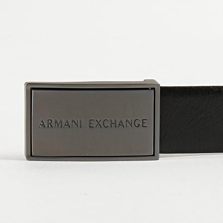Armani Exchange - Ceinture 951183-CC525 Noir Marron
