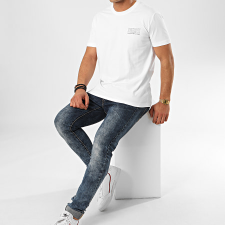 Diesel - Tee Shirt Jake Maglietta 00CG46-0QAZN Blanc