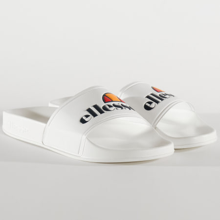 Ellesse - Claquettes Filippo 800010-60 Blanc