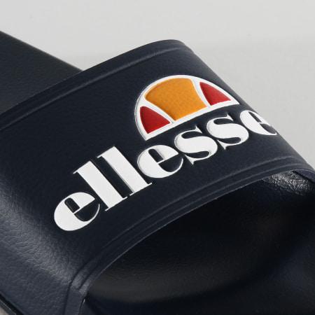 Ellesse - Claquettes Filippo 800010-60 Bleu Marine