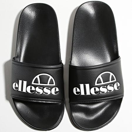 Ellesse - Claquettes Femme Filippo Synth 800010 Noir