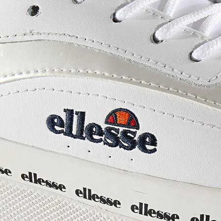 Ellesse - Baskets Femme Alzina Leather 610435 White White