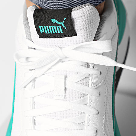 Puma - Baskets Mercedes AMG Petronas X-Ray 306509 Puma White Puma Silver