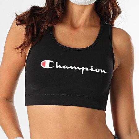 Champion - Brassière Femme 112821 Noir