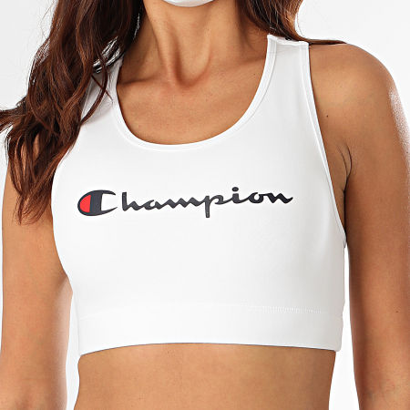 Champion - Brassière Femme 112821 Blanc