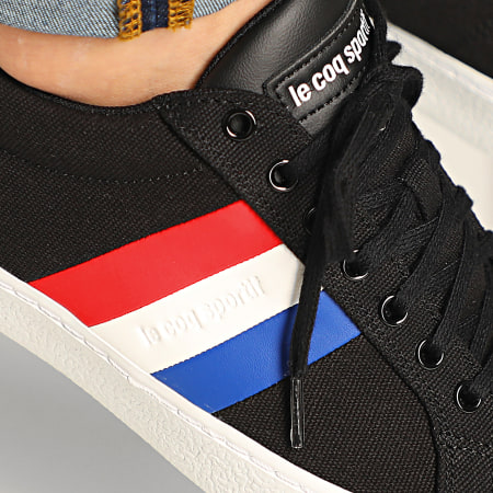 Le Coq Sportif - Baskets Verdon Classic Flag 2010197 Black