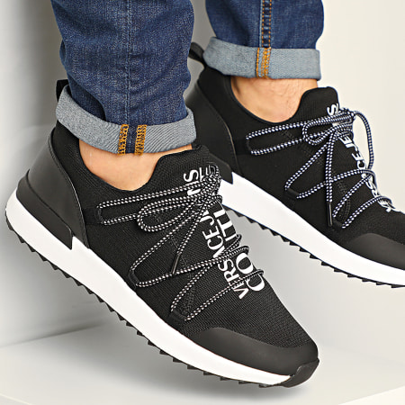 Versace Jeans Couture - Baskets Linea Fondo YVBSG4 71216 Black
