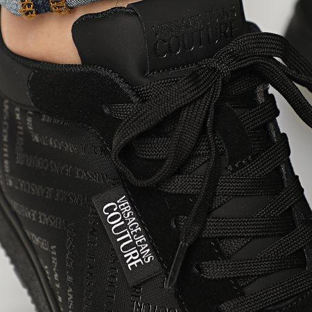 Versace Jeans Couture - Baskets Linea Fondo Marc YVBSD8 71190 Black