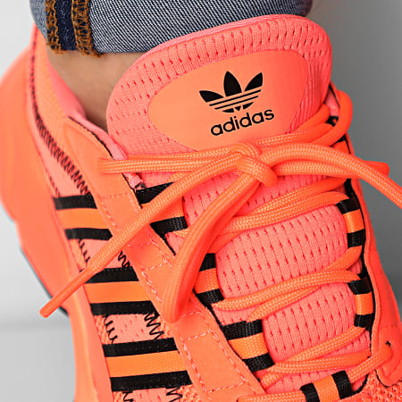 adidas - Baskets Haiwee EF4444 Coral Core Black Cloud White