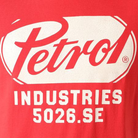 Petrol Industries - Débardeur M-1000-SLR700 Rouge