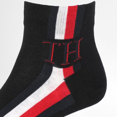 Tommy Hilfiger - Lot De 2 Paires De Chaussettes 320203001 Noir
