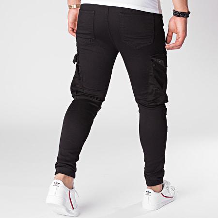 Black Needle - Jogger Pant 3015 Noir
