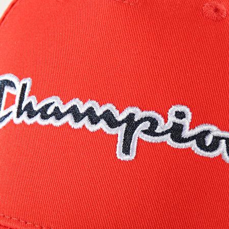 Champion - Casquette Rochester 804792 Rouge
