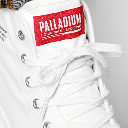 Palladium - Boots Pampa Hi Dare 76258 Star White