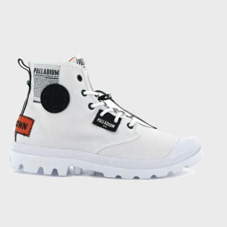 Palladium - Boots Pampa Lite Overlab 76639 White