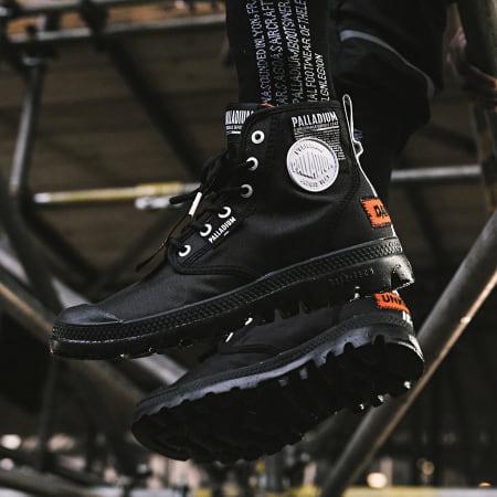 Palladium - Boots Pampa Lite Overlab 76639 Black Black