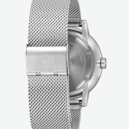 adidas - Montre District M1 Z04-2928 Silver Navy Sunray
