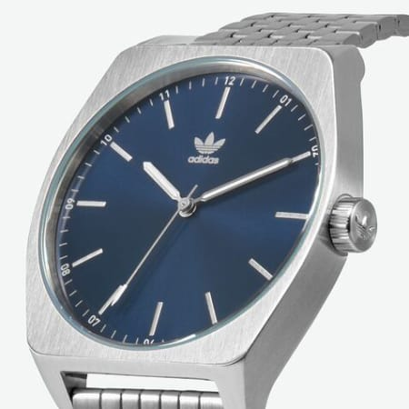 adidas - Montre Process M1 Z02-2928 Silver Navy Sunray