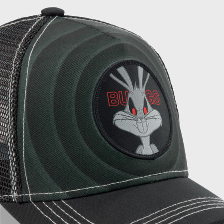 Looney Tunes - Casquette Trucker Bugs Noir