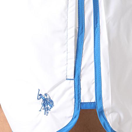 US Polo ASSN - Short De Bain 58898 Blanc