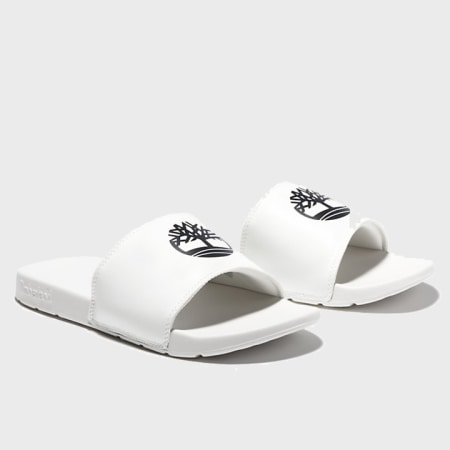 Timberland - Claquettes Playa Sands A24VP Blanc
