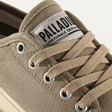 Palladium - Baskets Femme Pallashock OG 76680 Dusky Green