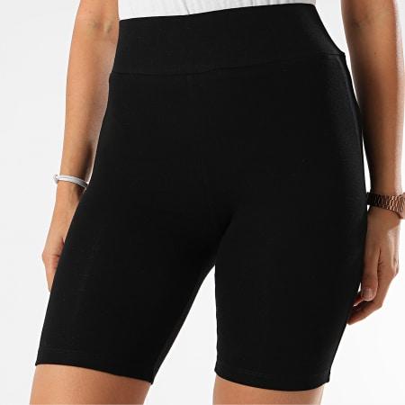 Sixth JUne - Short Legging Femme W4134KST Noir