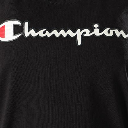 Champion - Débardeur Femme 112653 Noir