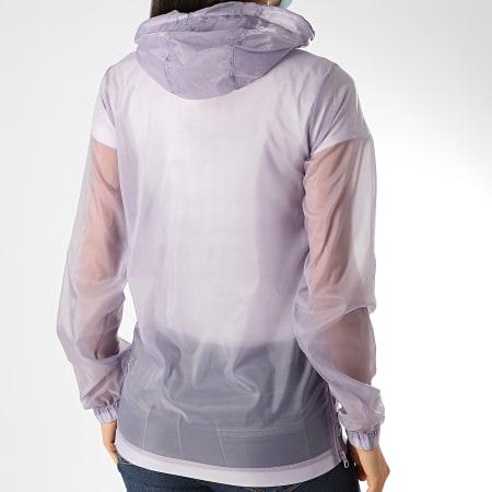 Ellesse - Coupe-Vent Femme Azzuro SGF09289 Violet