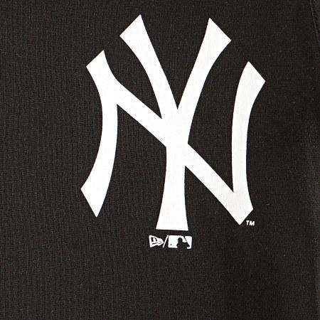 New Era - Débardeur A Bande Tapping 12369824 New York Yankees Noir