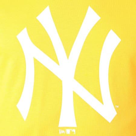 New Era - Tee Shirt Team Logo 12369830 New York Yankees Jaune