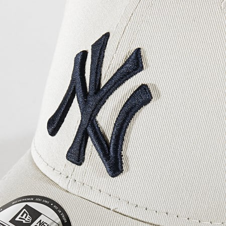 New Era - Casquette 9Forty League Essential 12380590 New York Yankees Beige