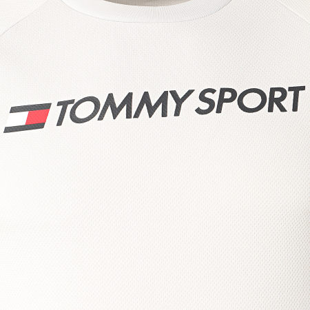 Tommy Sport - Tee Shirt 0357 Gris Chiné
