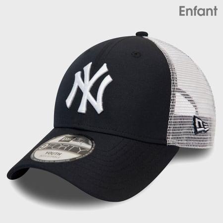 New Era - Casquette Trucker Enfant Summer League 12380808 New York Yankees Noir