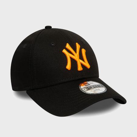 New Era - Casquette Enfant 9Forty MLB 12381093 New York Yankees Noir
