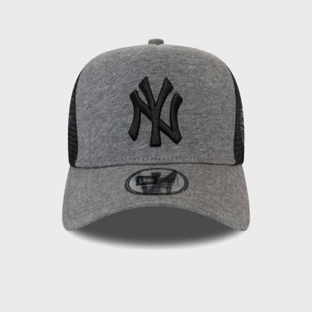 New Era - Casquette Trucker Jersey Essential 1231105 New York Yankees Gris