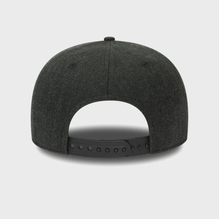 New Era - Casquette Snapback 9Fifty Heather Crown 12381125 Oakland Raiders Gris Anthracite