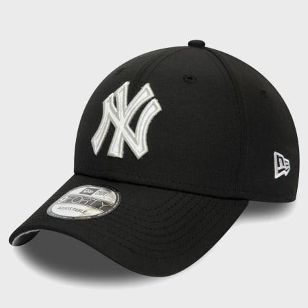 New Era - Casquette 9Forty Hook 12381229 New York Yankees Noir