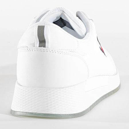 Tommy Jeans - Baskets Flexi Runner 0490 White