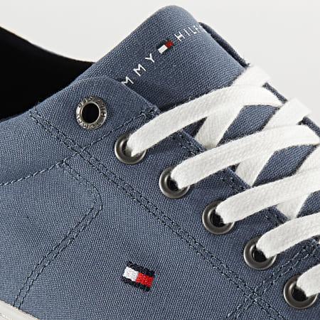 Tommy Hilfiger - Baskets Seasonal Textile Sneaker 2857 Bleu Denim