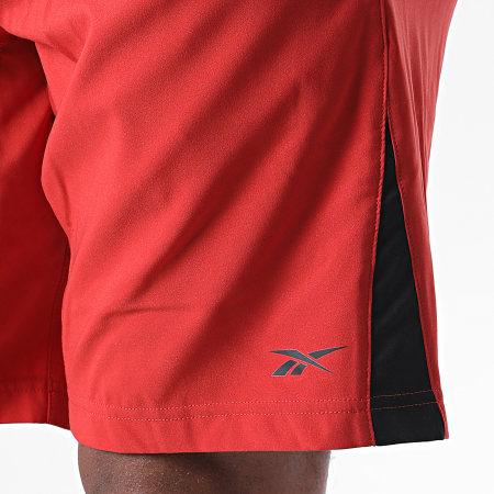 Reebok - Short Jogging Workout FP9112 Rouge