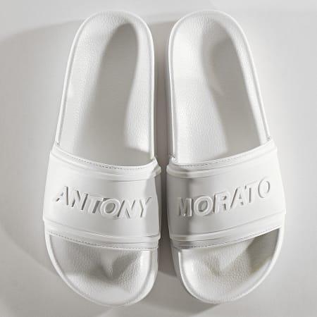 Antony Morato - Claquettes Scarpe MMFW01256 Blanc