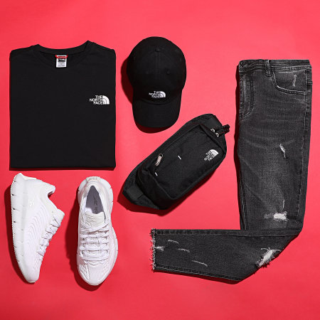 The North Face - Tee Shirt Simple Dome TX5J Noir