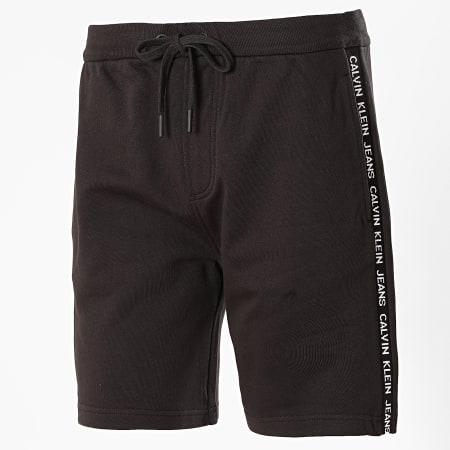 Calvin Klein - Short Jogging A Bandes 6010 Noir