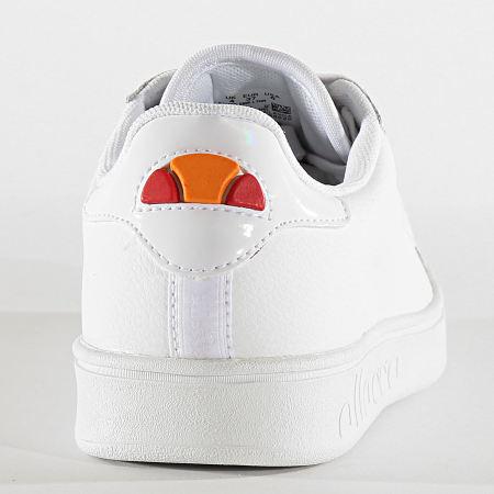 Ellesse - Baskets Femme Campo Emb Leather 613604 White