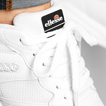 Ellesse - Baskets Leather AM 613628 White
