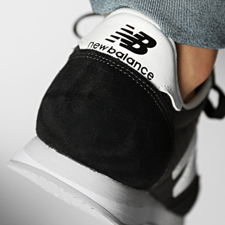 New Balance - Baskets Classics 720 777637-60 Black White